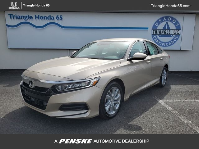 New Unit 2020 Honda Accord Sedan LX 1.5T For Only $29,873.00