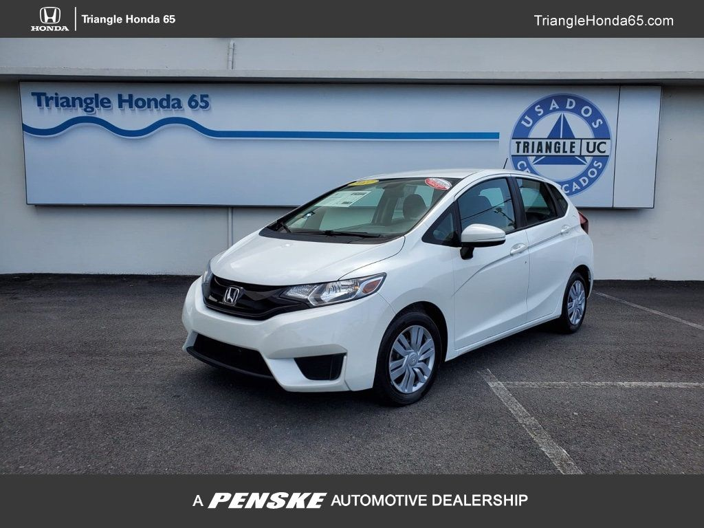 2019 Honda Fit LX Manual For Only $18,995.00