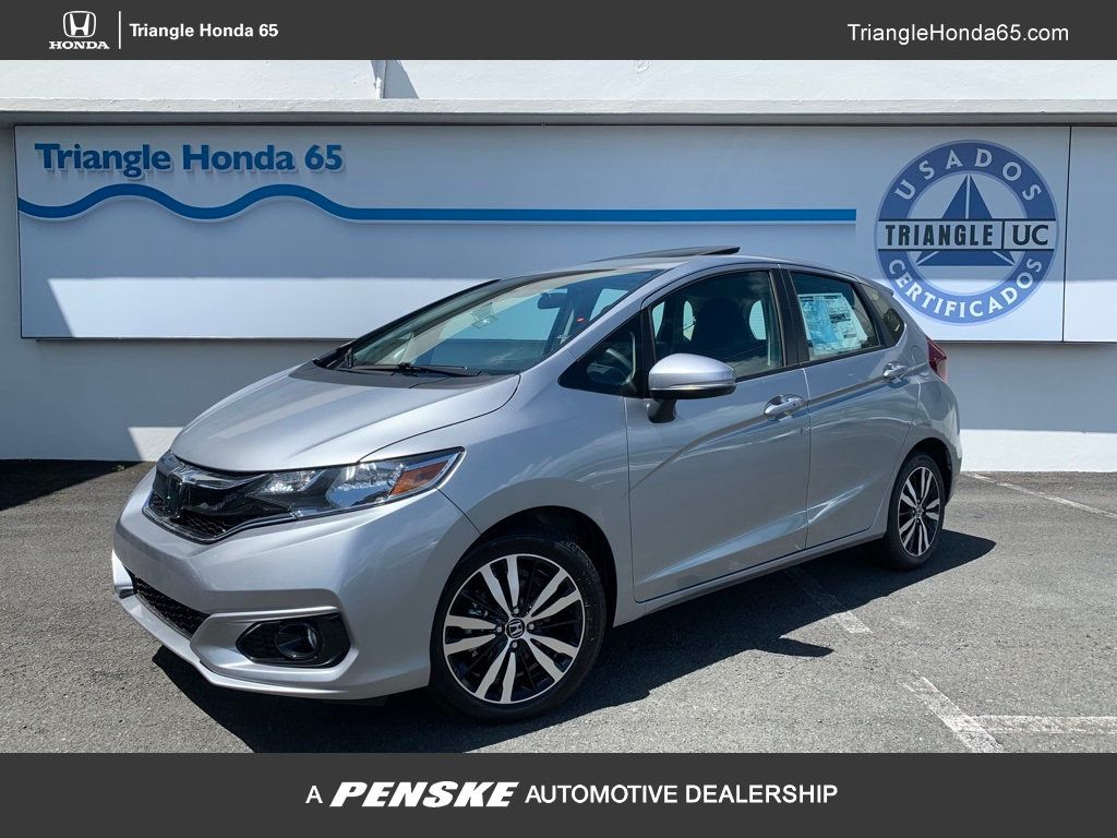 New Unit 2020 Honda Fit EX For Only $23,971.00
