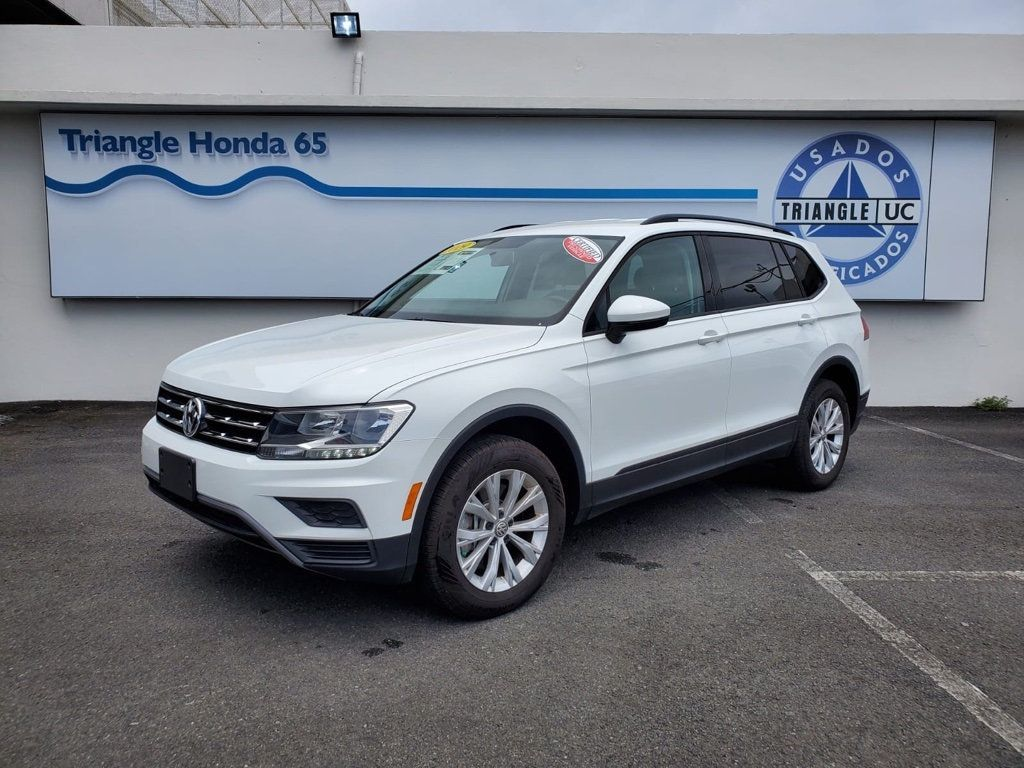 2019 Volkswagen Tiguan 2.0T S 4MOTION For Only $28,995.00