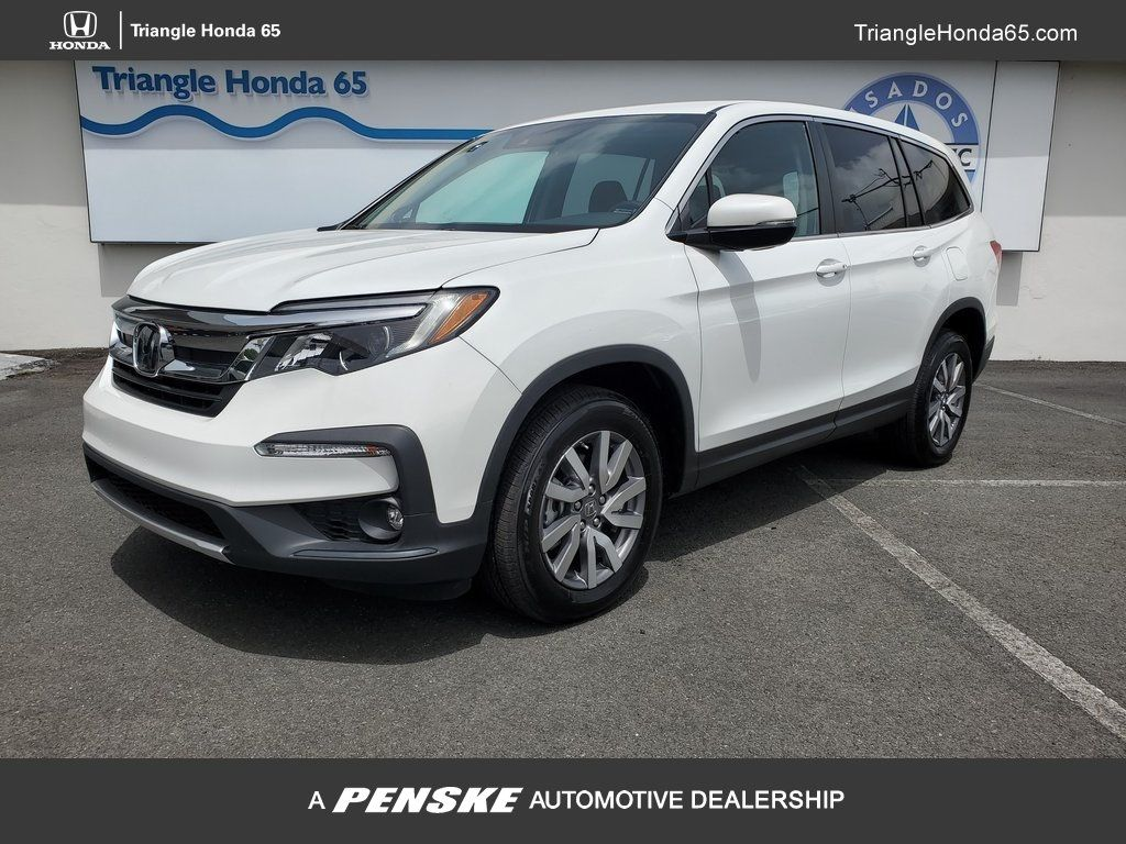 New Unit 2020 Honda Pilot EX 2WD Only For $41,805.00