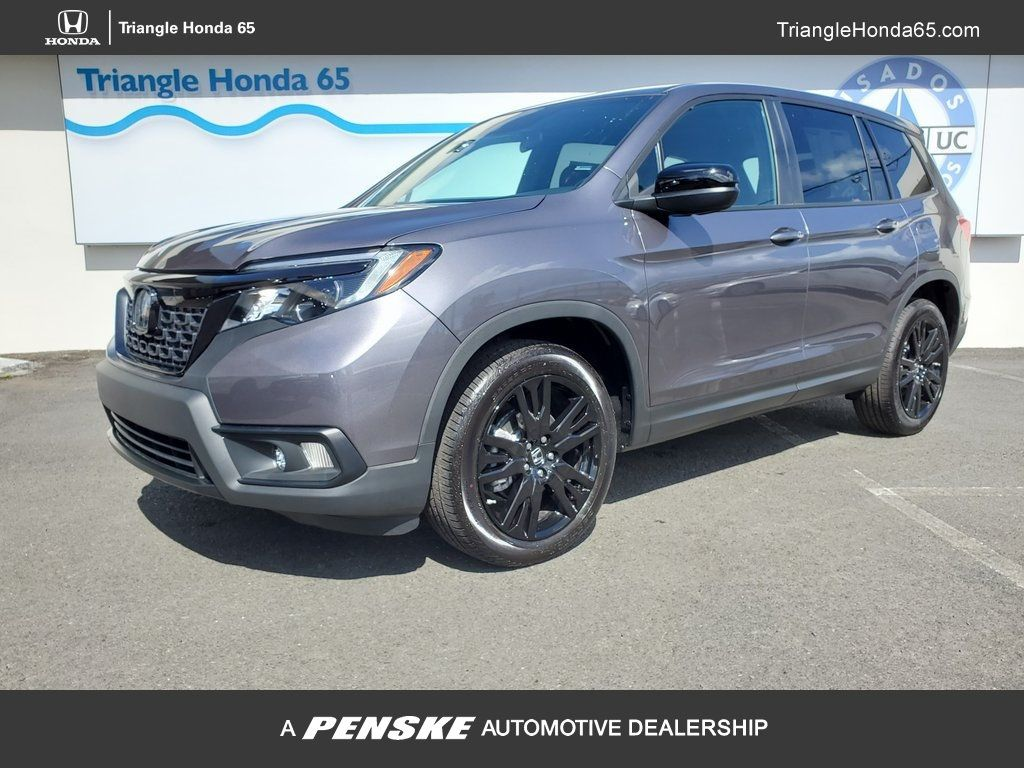New 2020 Honda Passport Sport FWD